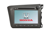2012 Honda Civic head unit
